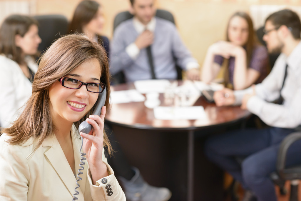 call centre leaders