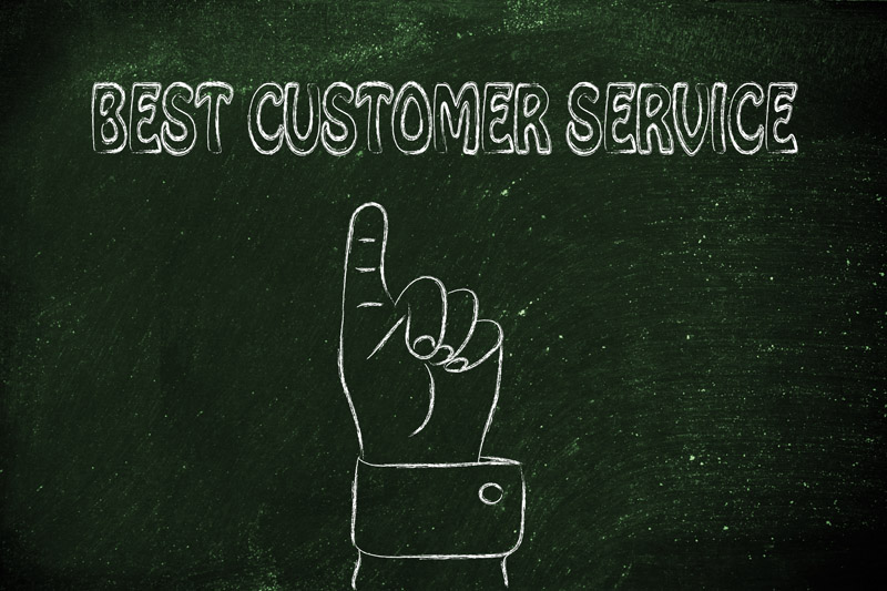 Customer Service Company