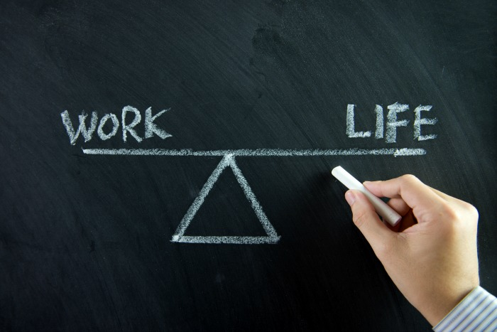 Improve Working Conditions by Following the 3 C's of Work/Life Balance